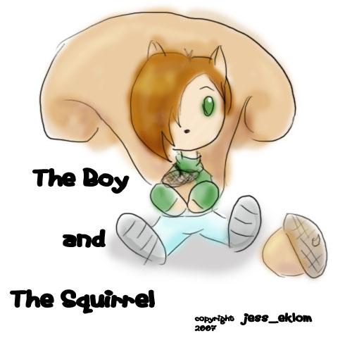 Trowa The Squirrel
