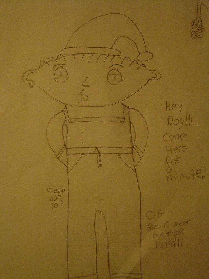 Christmas Stewie