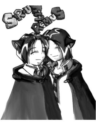Remus and Sirius