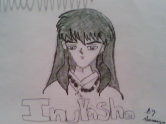 A Human Inuyasha