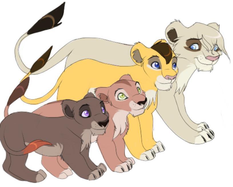 Vitani's Cubs