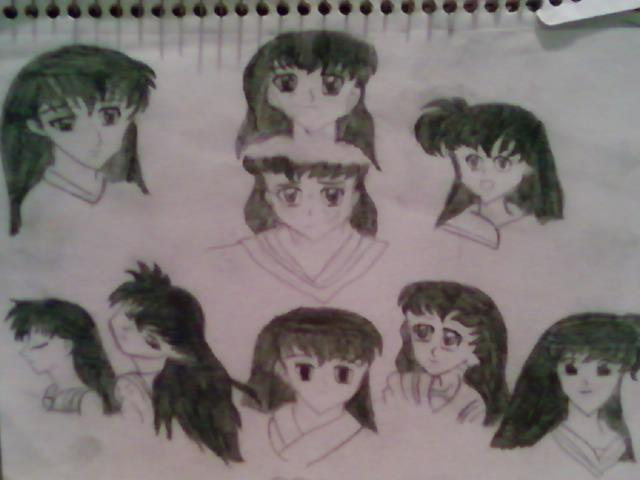 Many faces of kagome