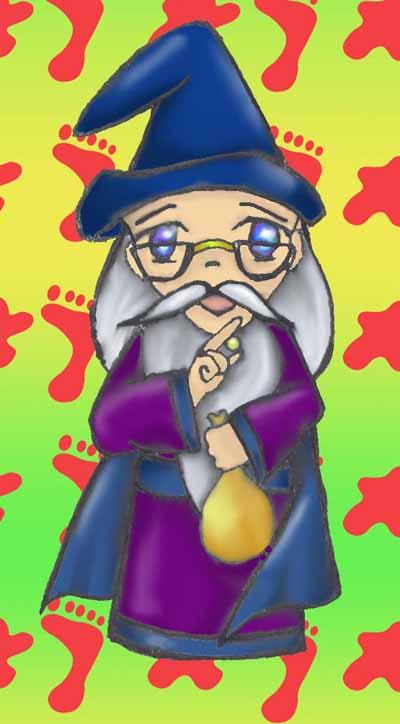 Chibi-Dumbledore