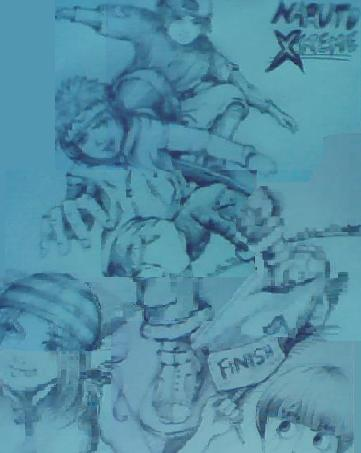 X-treme Naruto