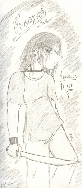 "Maxwell's ""Blade"""
