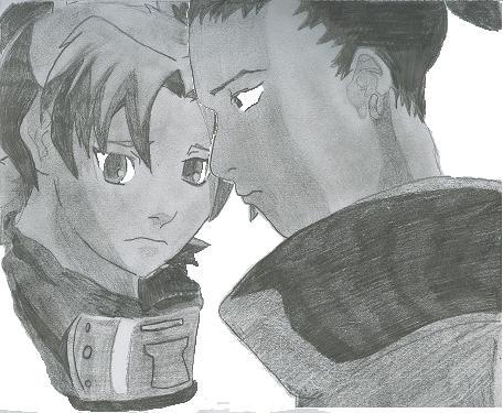 Temari & Shikamaru