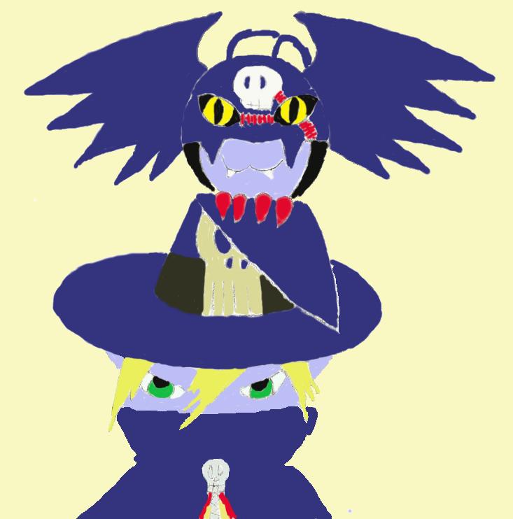 Wizardmon's Poor Hat....