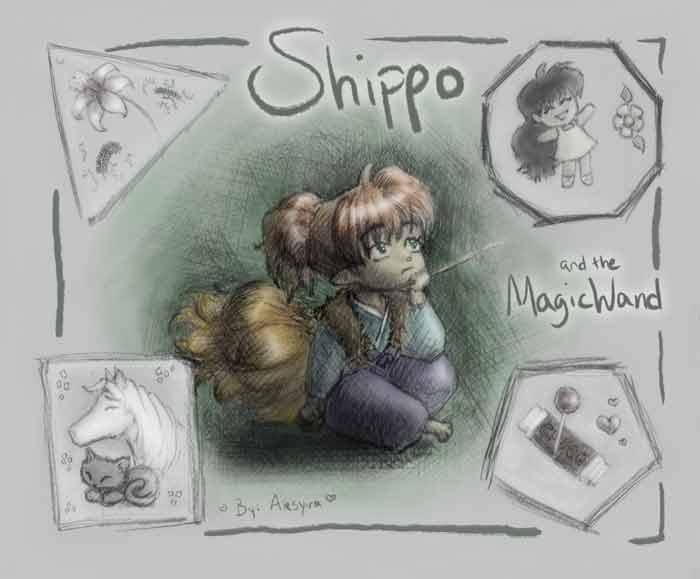 Shippo and the Magic Wand