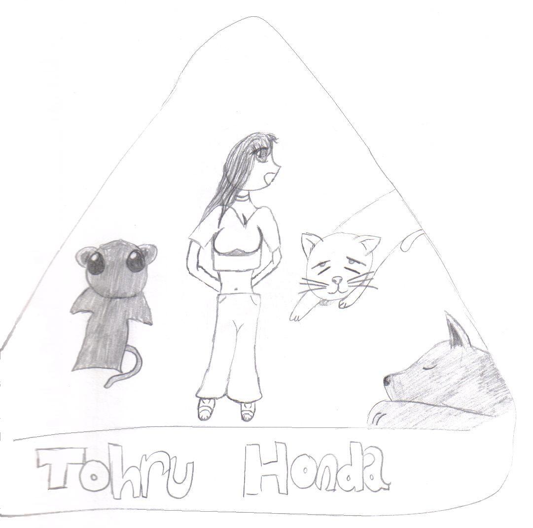 Toru and the gang