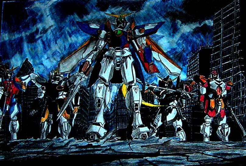 Gundams Rule!
