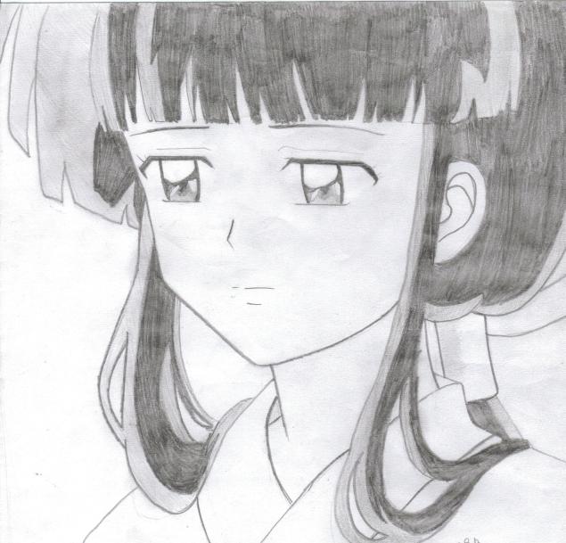 Depressed Empty Miko