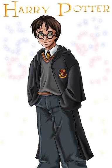 Harry Potter... duh