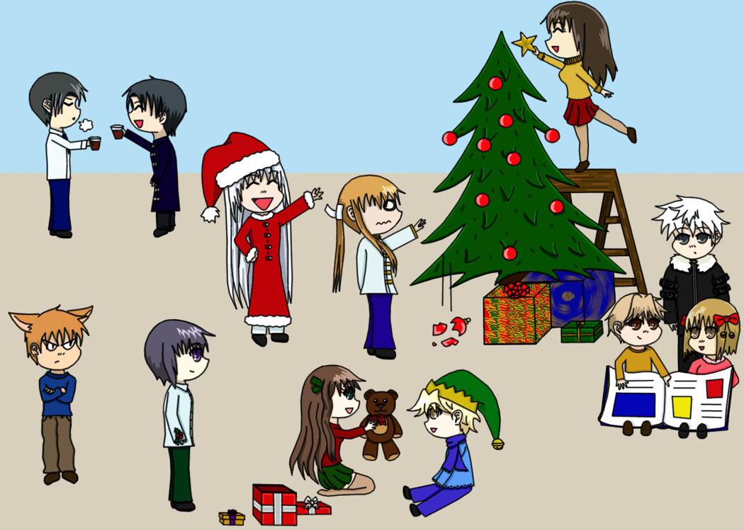 Furuba Christmas