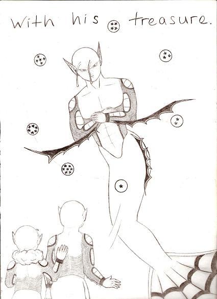 Fishing For Piccolo Doujinshi - Page 6