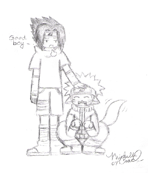 Sasuke's Pet