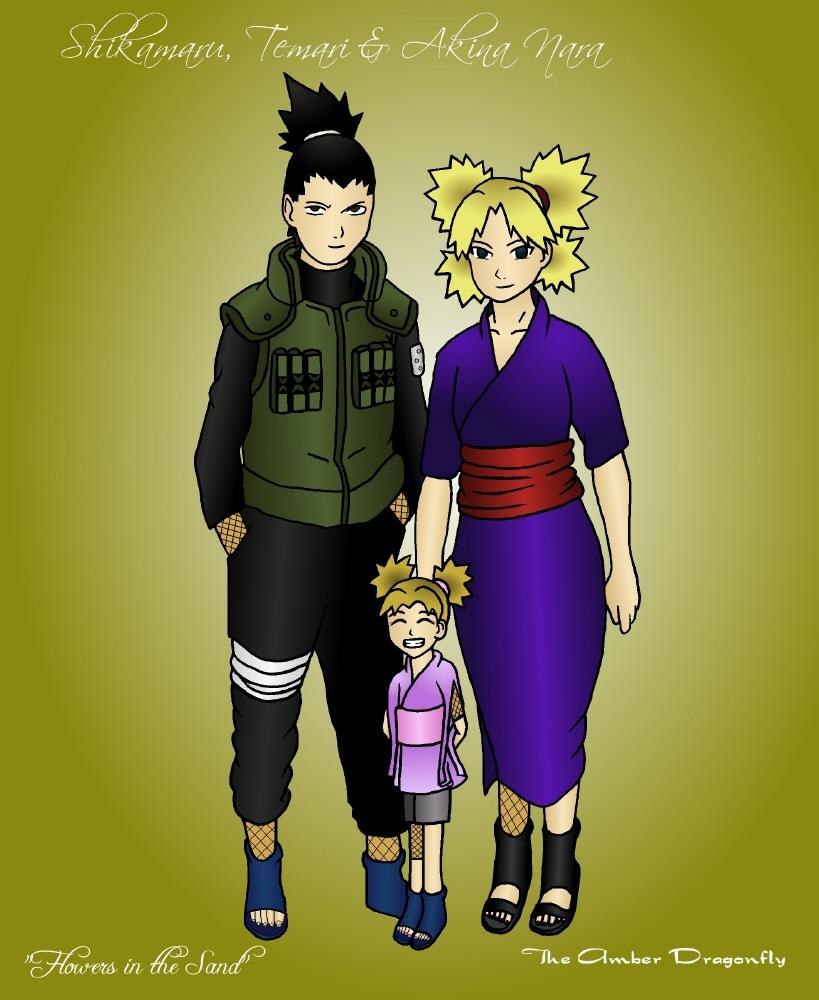 Shikamaru Nara & Family