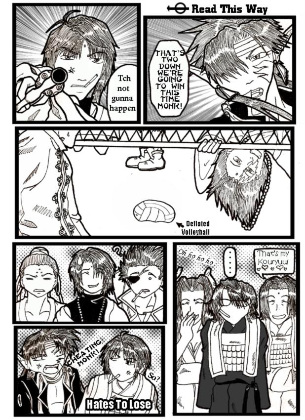 Random saiyuki doujin pg 2