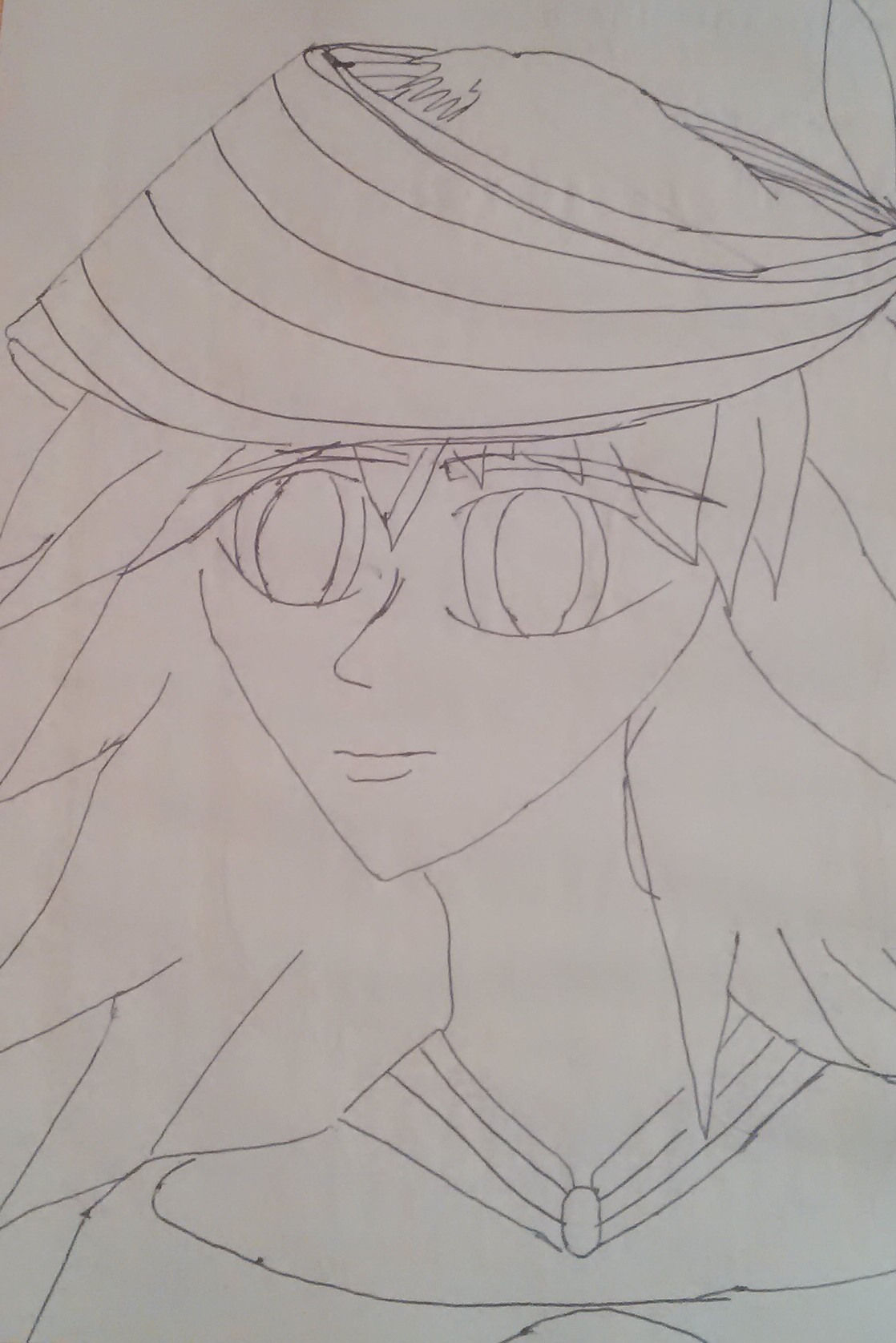 portrait of Mana
