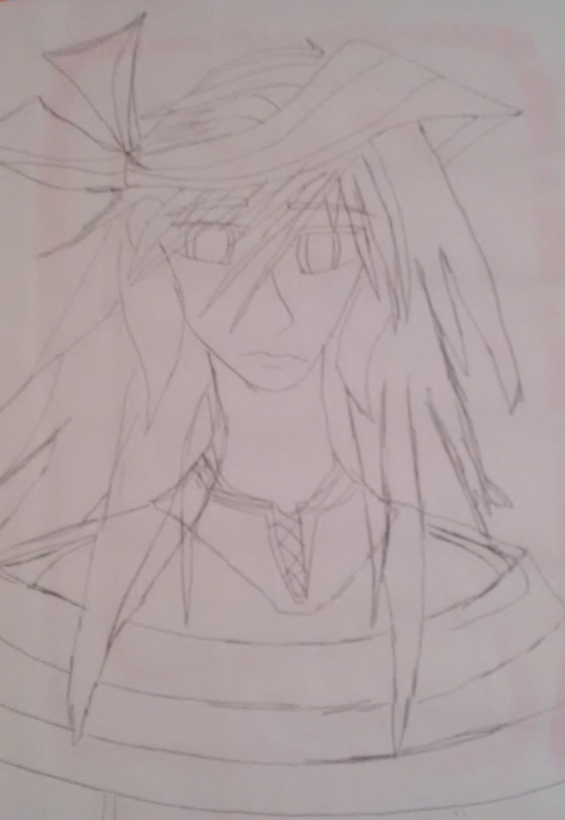 Portrait of Magician's Valkyria