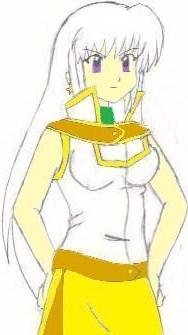 Ra Yellow Girl