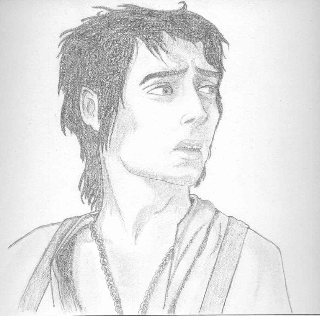 frodo from a poster