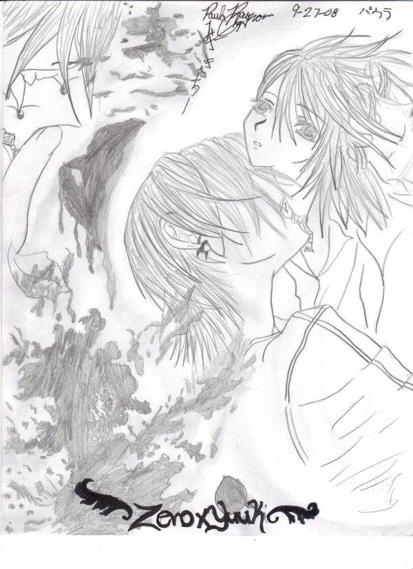 Vampire Knight: YuukiXZero