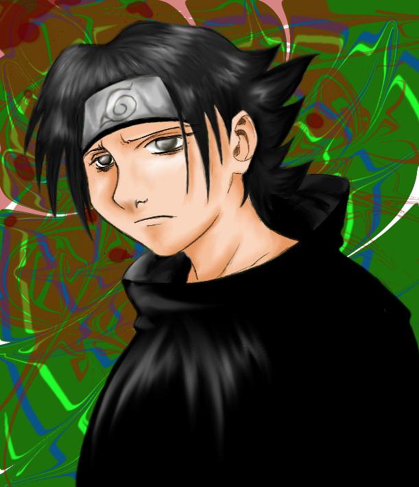 Sasuke of the Uchiha Clan